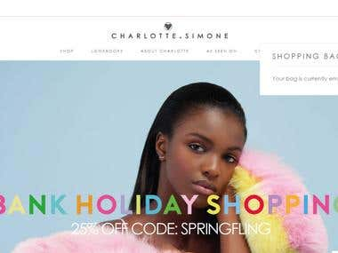 This is Shopify eCommerce Website