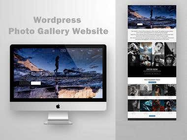 Photo ad site