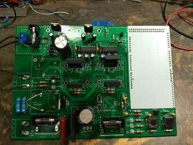 Eagle PCB Design with Hardware Testing