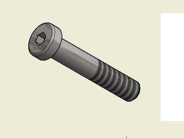 Kamixtilt Screw