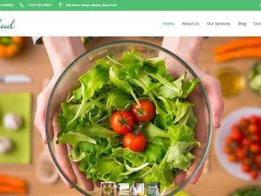 Wordpress theme customisation
