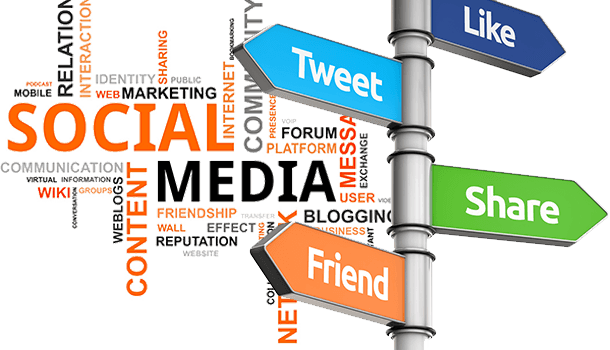 social media marketing export