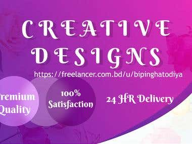 Creative Graphics Designs
