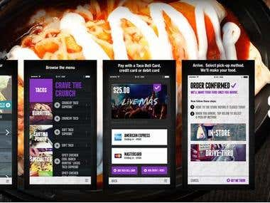 Taco Bell - Food Ordering and Delivery