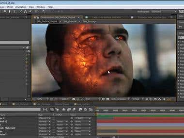 film vfx after effect expert