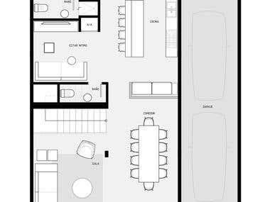 FLOORPLAN IP HOUSE