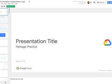 Classic/Business/Training Presentation Template