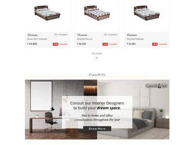 Application Where you able to buy Online furniture