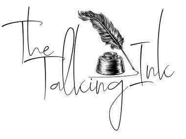 THETALKINGINK LOGO