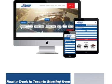 Online car booking Portal