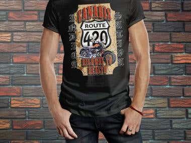 T-Shirts design,