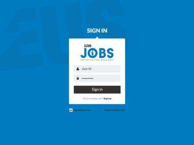 Zeus Jobs