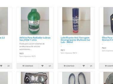 Comapec Empilhaeiras - Loja Online
