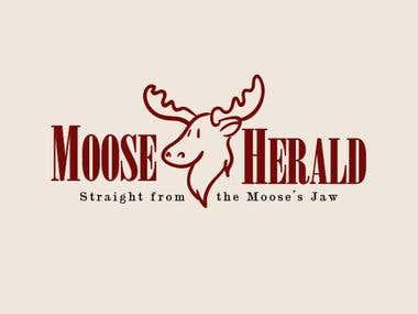 Moose Herald Logo