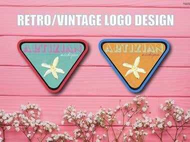 Retro Logo Design