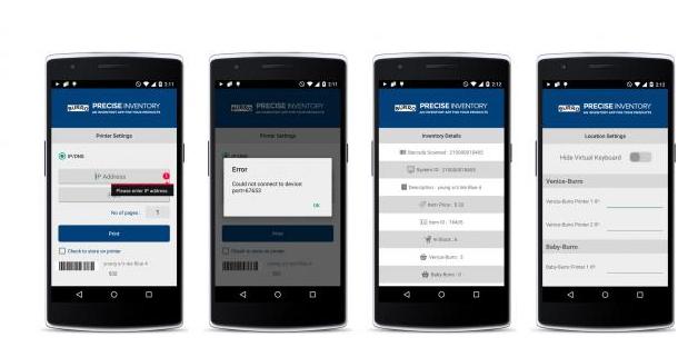 Precise Inventory (Barcode Scanner App) | Freelancer