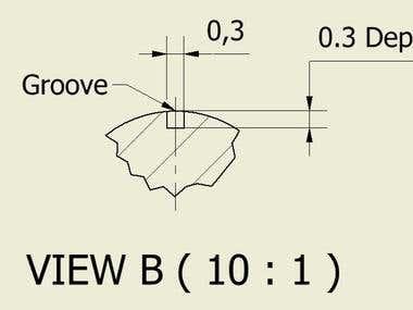 groove pin