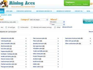 Job Portal website