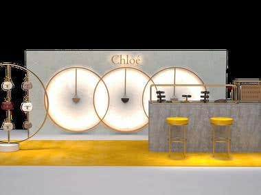 Chloe Stand In Dubai