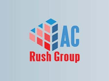 "Logo Design ""AC Rush Group"""