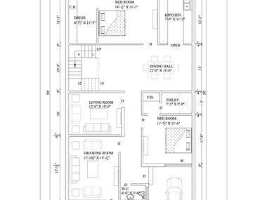 2d sheet (auto CAD)