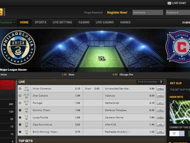 Betting website translations into Multilanguages