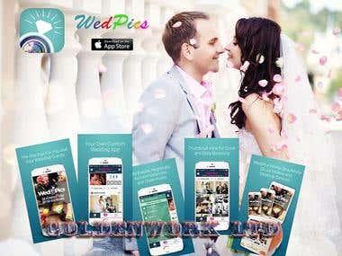 Wedding App - Ionic