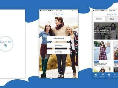 Shopping App Online Store