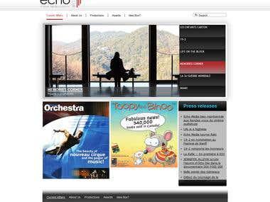 Echo Media