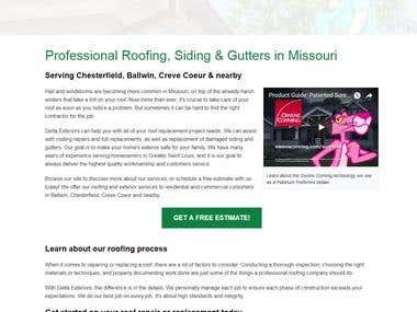 Roof Replacement in Missouri Chesterfield Roofing Company