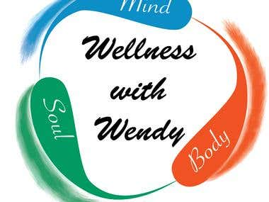 Logo design - Wellness with Wendy
