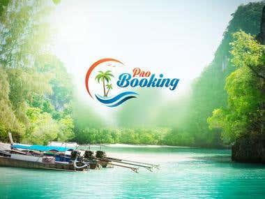 ProBooking logo