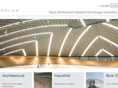 WORLD'S LEADING ARCHITECTURAL WEBSITE TRANSLATIONS