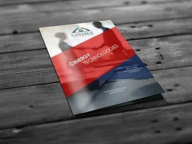 Flyer/Brochure Design