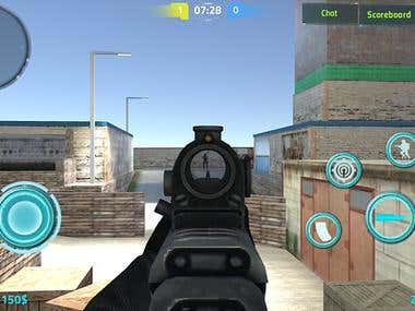 Online Shooting Game
