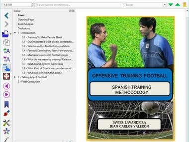 Soccer ebook in epub format