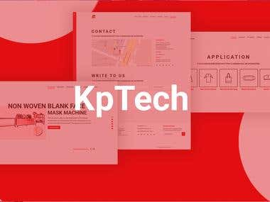 KpTech | Website Development