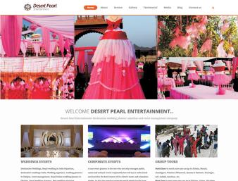 CODEIGNITER (Desert Pearl Entertainment)