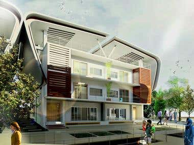 CONTEMPORARY HOUSE 2
