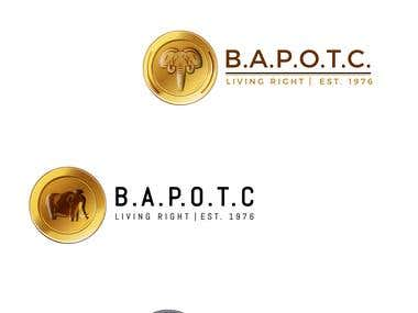 Logo with Mammoth image