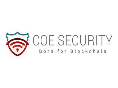 COE security logo