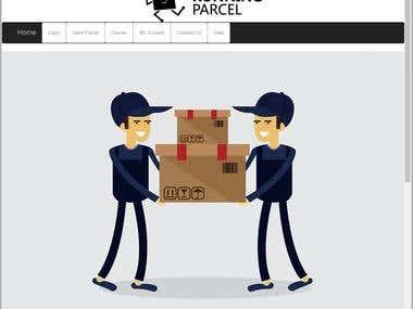 Parcel Shipment Company