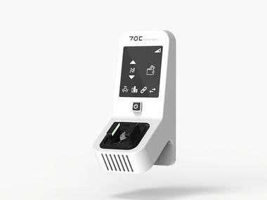 Bio-Metric scanner
