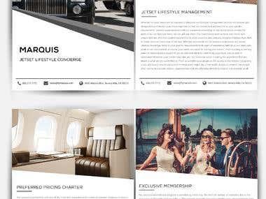 Marquis Jet Brochure