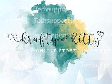 Logo Designed for a online Market