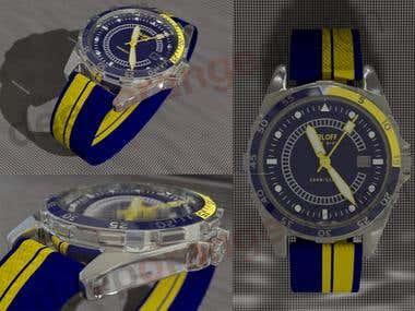 Custom Dive Watch