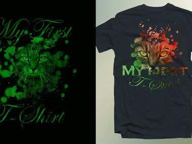 T-shirt 2 design
