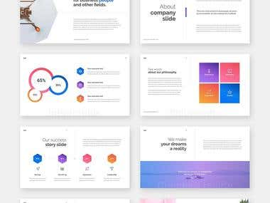 PowerPoint Presentation Decks