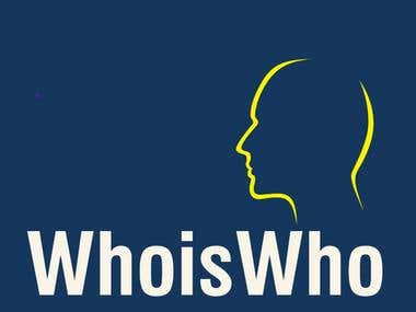 Who is Who Mobile App