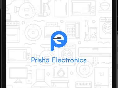 Prisha Electronics - Sales & Purchase Register